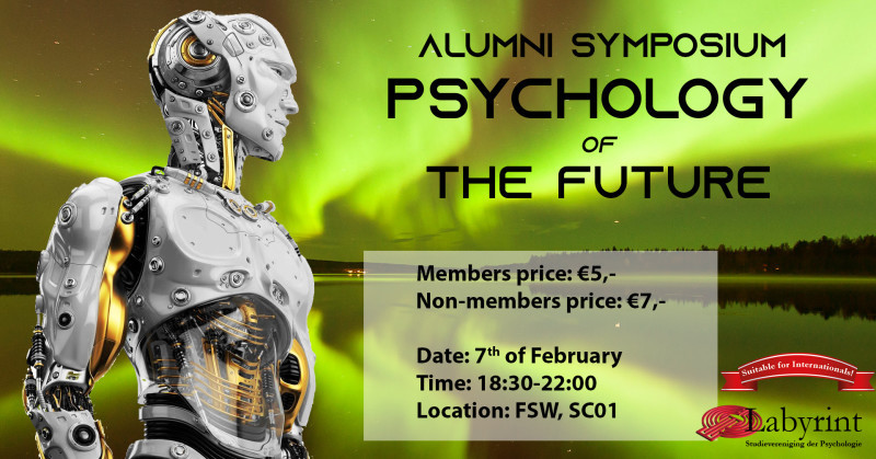 Alumni Symposium 'Psychology of the Future'