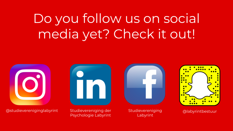 Do you follow us on social media yet?