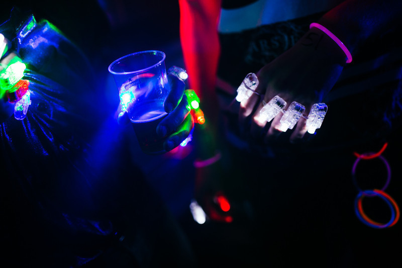 Discobal Met Licht : Lustrumweek: retrospect: follow the call of the discobal